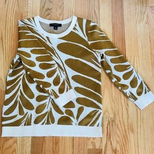 Ann Taylor EUC spring sweater. Great texture!